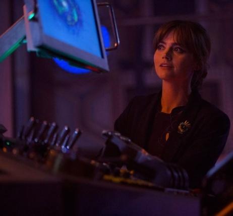 Doctor-Who: Listen-Clara