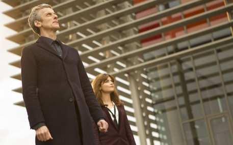 Doctor Who: Time Heist- The Doctor and Clara