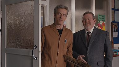 Dr Who: The Caretaker- John Smith