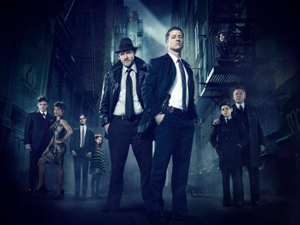 Gotham- cast of characters