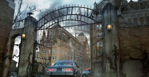 Gotham- Arkham Asylum day
