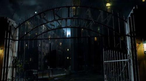 Gotham- Arkham Asylum