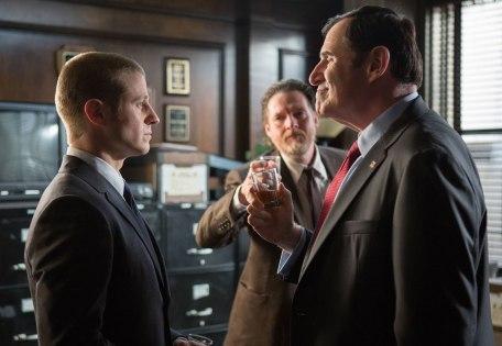 Gotham Episode 2- Gordon and the Mayor