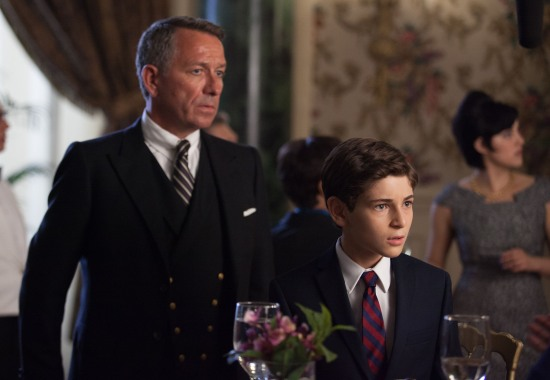 Gotham season 1 episode 5 Alfred and Bruce