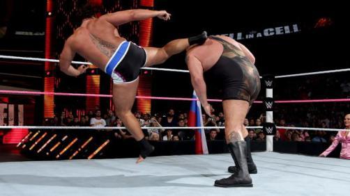 HIAC Big Show vs Rusev