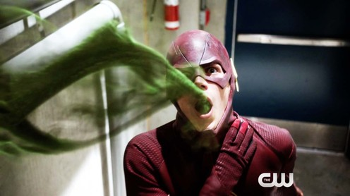 The Flash 1x3 Barry and The Mist