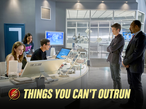 The Flash 1x3 official episode image