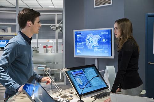 The Flash 1x3