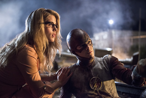 The Flash Going Rogue- The Flash and Felicity