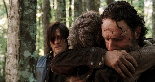 The Walking Dead No Sanctuary Carol reunited with the group
