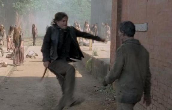 The Walking Dead Season 5 No Sanctuary Daryl
