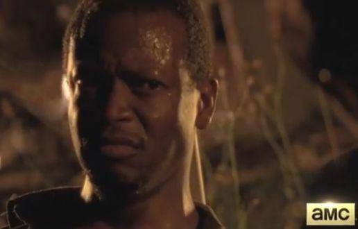 The Walking Dead Strangers final scene- Bob