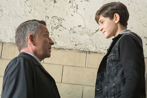 Gotham 1x10 Alfred and Bruce