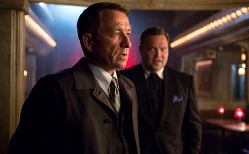 Gotham 1x10 Alfred and Butch