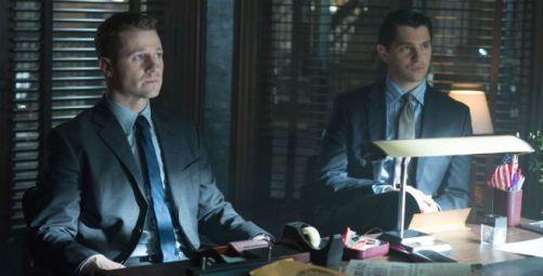Gotham 1x10 James and Harvey