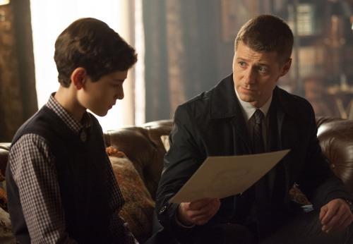 Gotham 1x9 James and Bruce