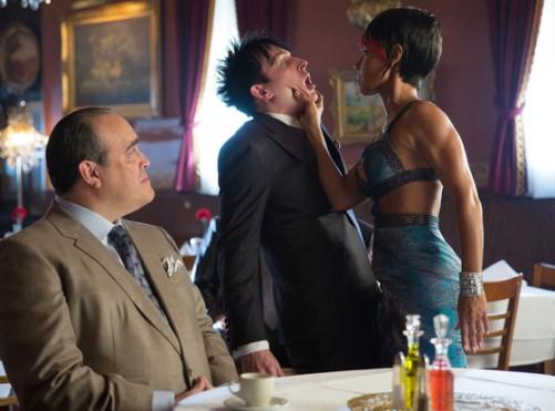 Gotham Maroni, Penguin and Mooney
