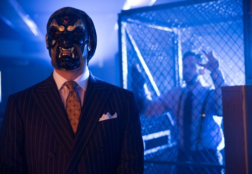 Gotham season 1 episode 8 the mask