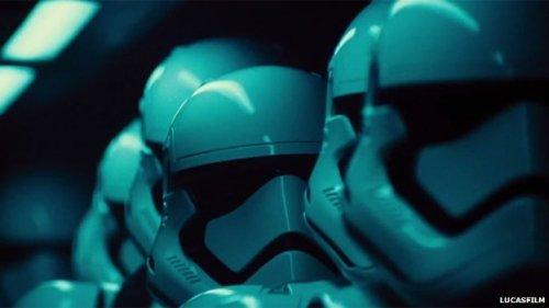 Star Wars the force awakens john boyega stormtooper