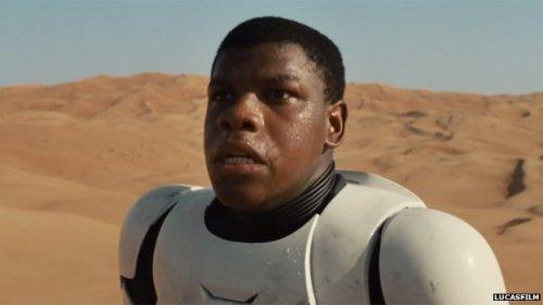 Star Wars the force awakens john boyega stormtoopers