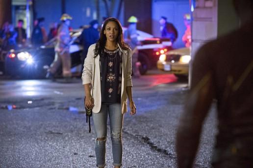 The Flash 1x5 Iris