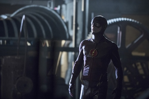 The Flash 1x6