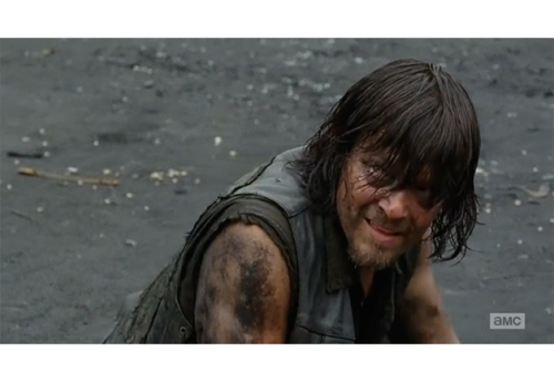 The Walking Dead 1x7 Daryl Dixon