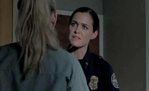 The Walking Dead 5x4 Beth and Dawn