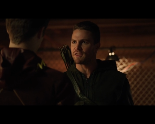 Arrow and Barry
