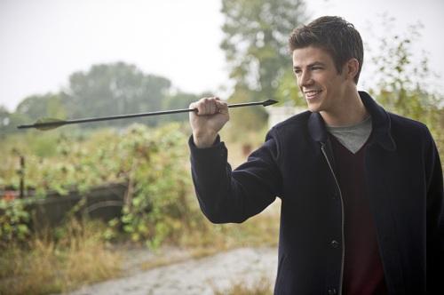 Flash vs arrow barry and arrow training