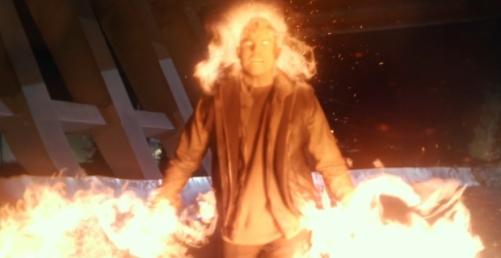 Mid season finale Firestorm