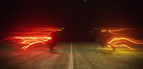The Flash vs Reverse Flash