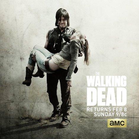 TWD Coda Daryl and Beth