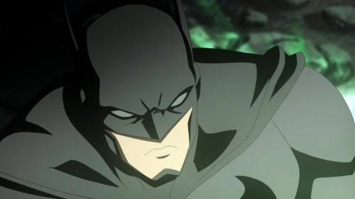 Justice League War (2014) Batman