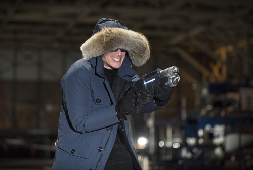 The Flash Captain Cold