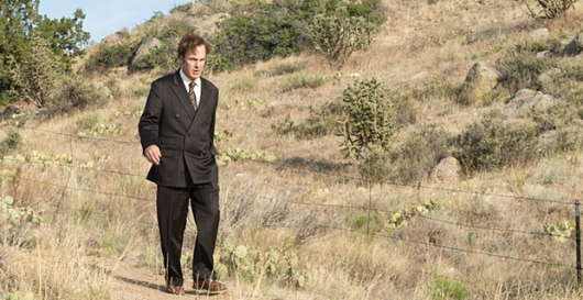 Better Call Saul season 1 episode 3 McGill trekking