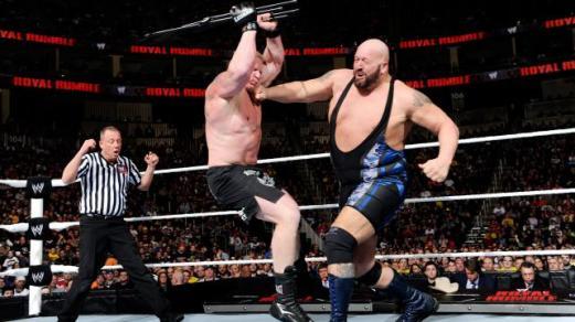Big Show K.Os Brock Lesnar