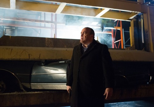 gotham season 1 episode 14 maroni at the scrapyard