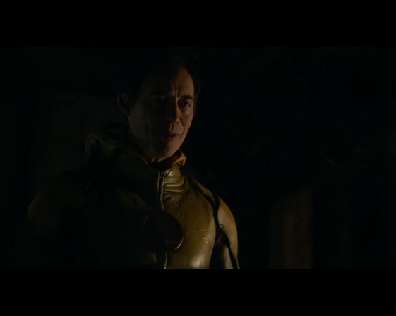 Reverse Flash unmasked