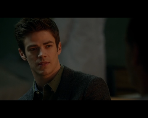 The Flash 1x12 Barry and Henry