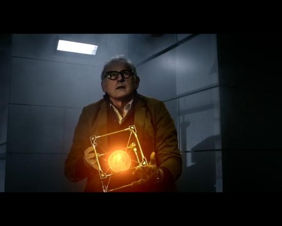 The Flash 1x13 Dr. Stein