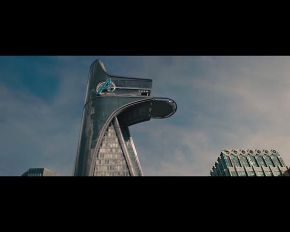 Avengers 2-Avengers Tower