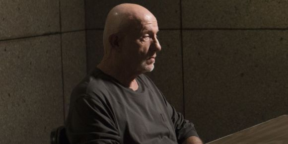 Mike interrogation room