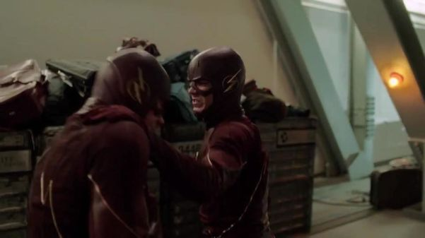the flash vs the flash