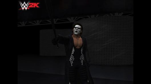 WWE 2K screenshots Sting