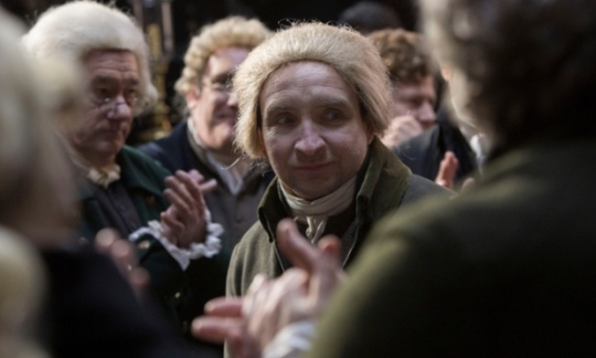 Programme Name: Jonathan Strange & Mr Norrell - TX: n/a - Episode: Ep2 (No. 2) - Picture Shows:  Mr Norrell (EDDIE MARSAN) - (C) JSMN Ltd - Photographer: Matt Squire