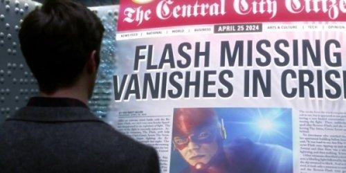 the flash season 1 episode 20 the flash sees the future