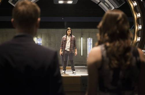 The Flash season 1 episode 20 the trap