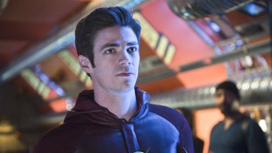 the flash season 1 episode 23 barry allen