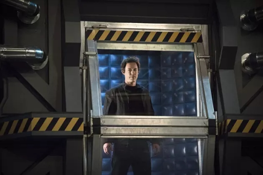 the flash season 1 episode 23 eobard thawne